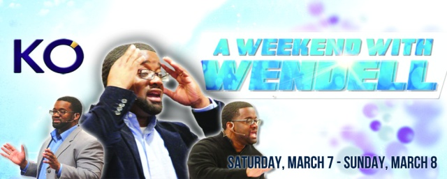 Weekend With Wendell OFFICIAL header